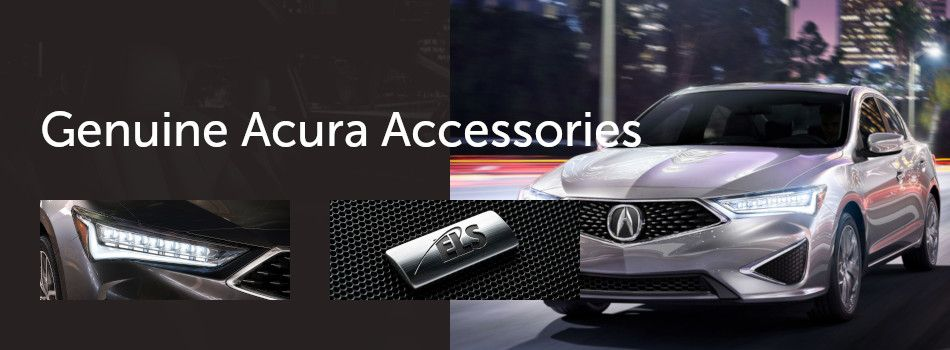 Shop Acura Accessories