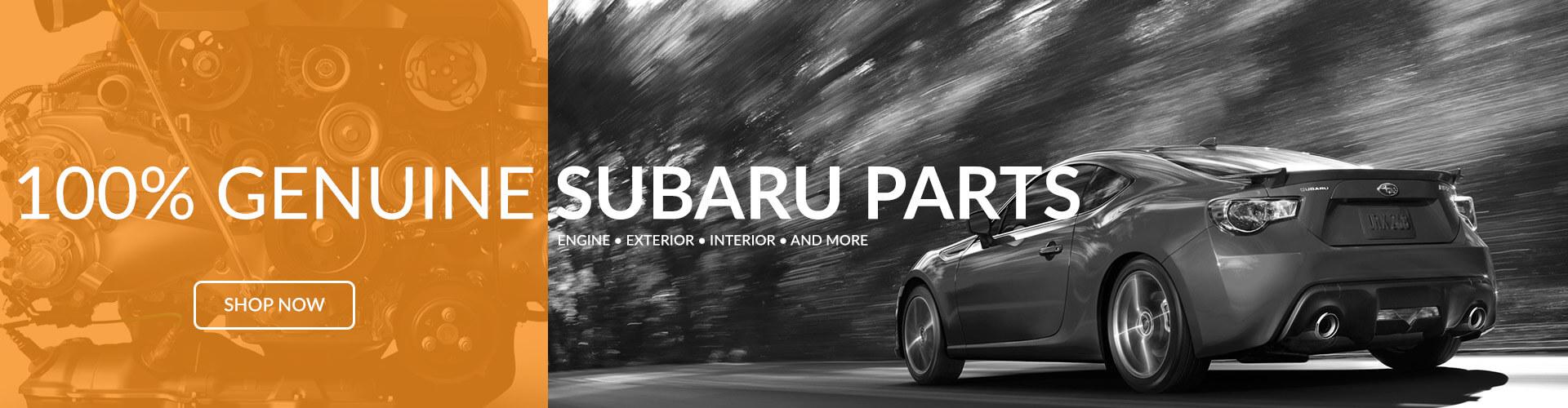Subaru Parts