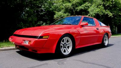 Starion parts