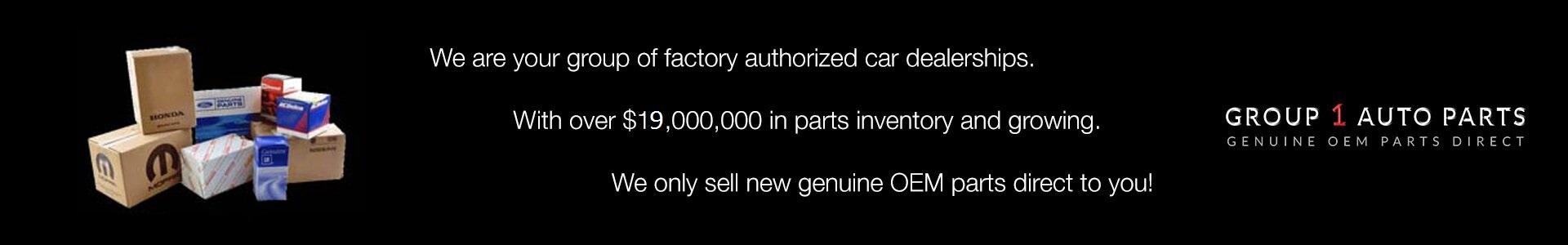 Group 1 Auto Parts