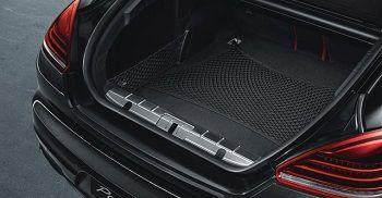 OEM Porsche Cargo Accessories