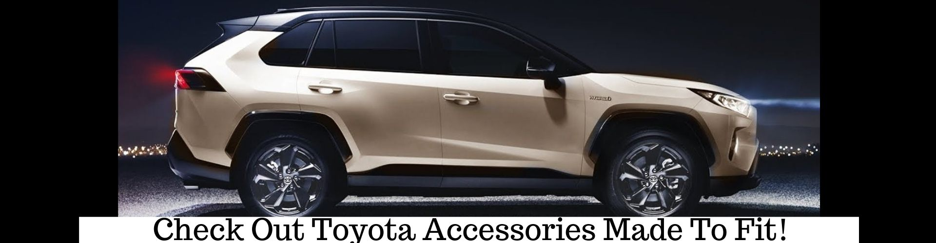 Shop Toyota Accessories