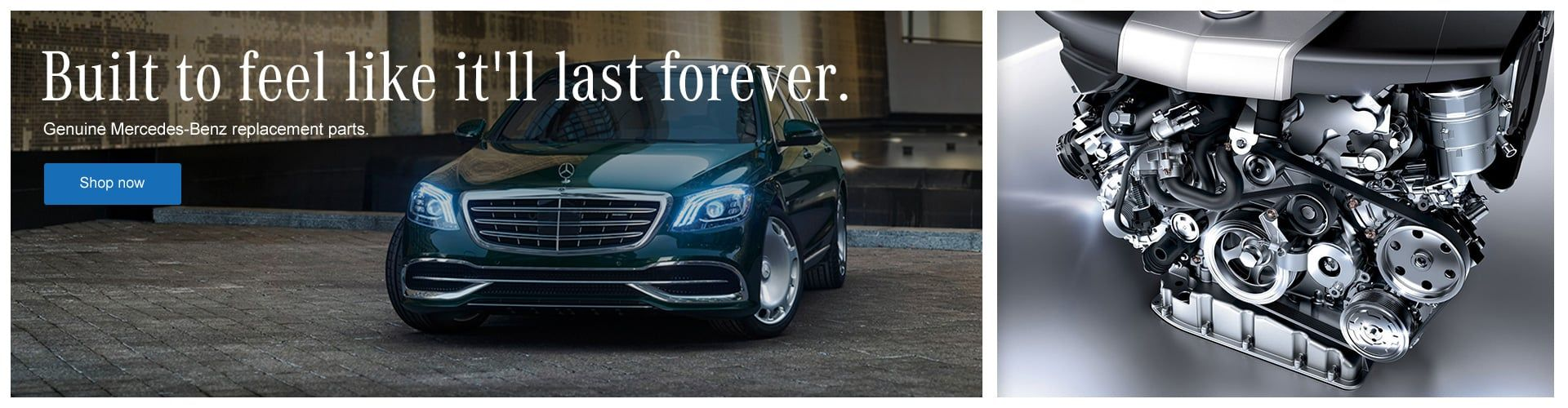 Mercedes-Benz OEM Parts