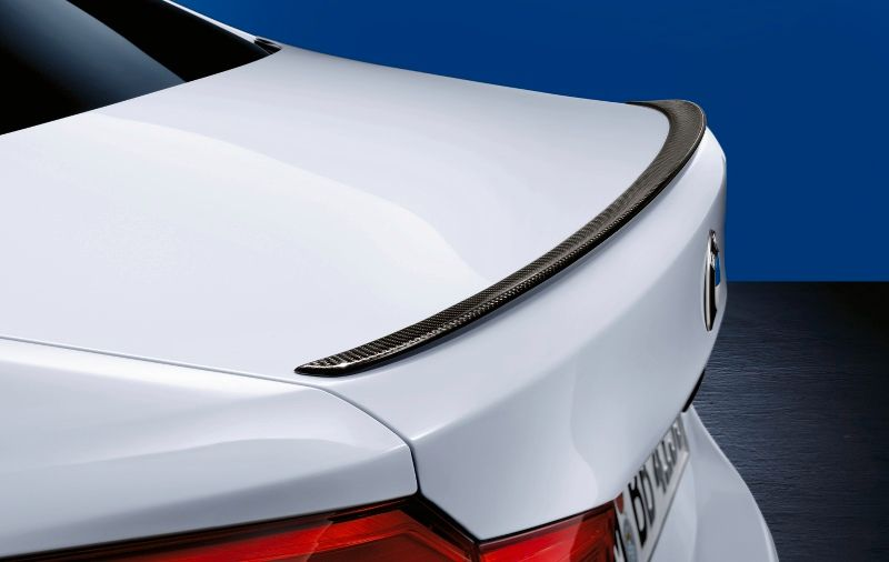 Carbon BMW 51-62-2-159-805 Rear Spoiler