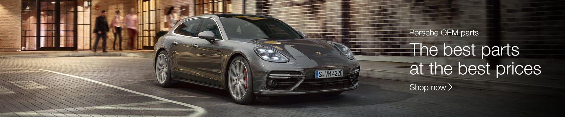 Porsche OEM Parts