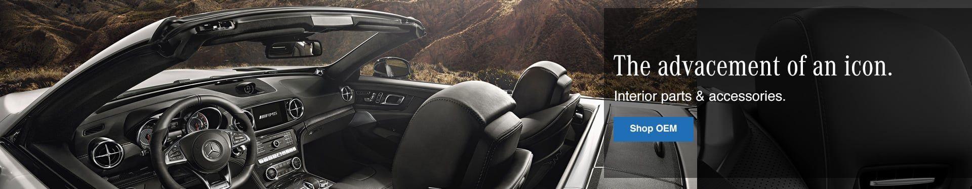 Mercedes-Benz Interior Parts & Accessories
