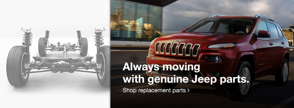 Genuine Jeep Parts