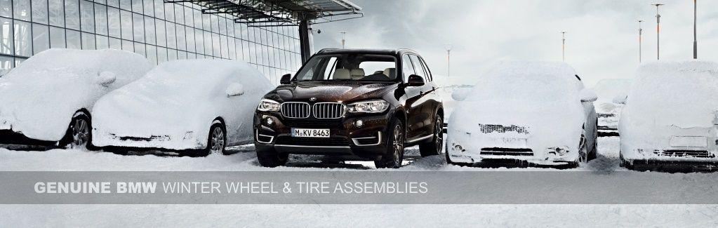 Winter Wheel & Tire Sets