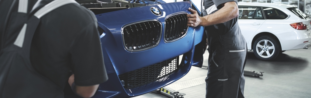 BMW Aerodynamic Kits