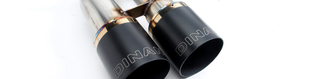 Shop Dinan Performance Exhausts | getBMWparts com