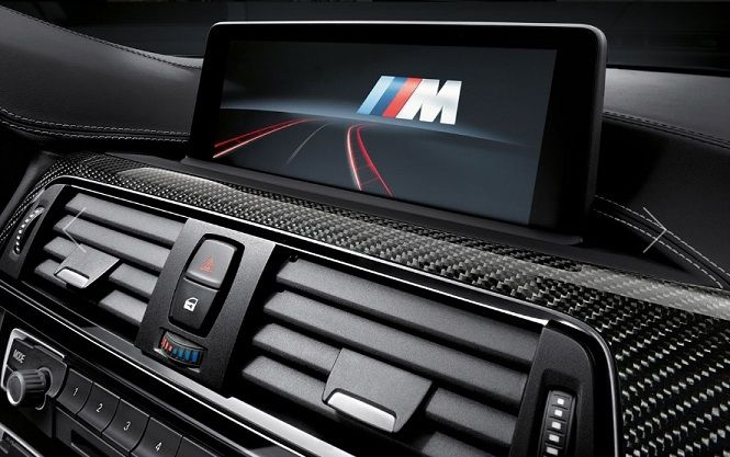 Getbmwparts Com Genuine Bmw F8x M3 M4 Carbon Fiber Interior Trim Kits