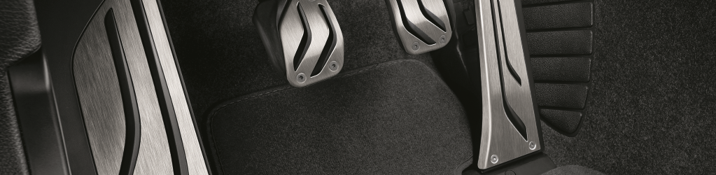 BMW Pedals & Footrests