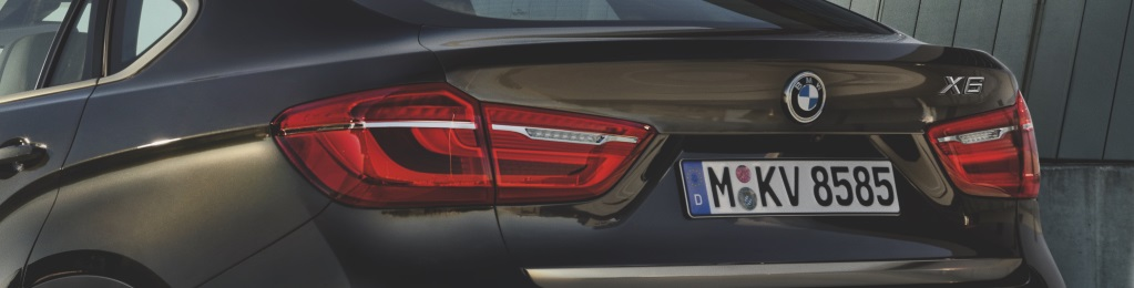 Genuine BMW Tail Lights Components