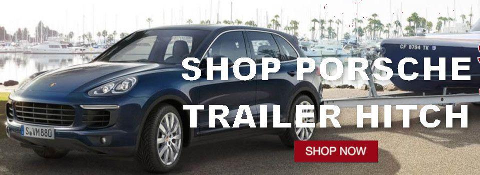 Shop OEM Porsche Trailer Hitches