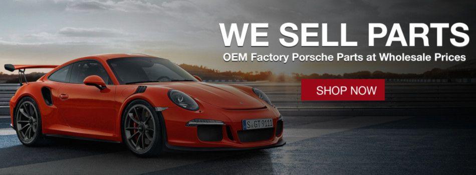 Genuine Porsche Auto Parts