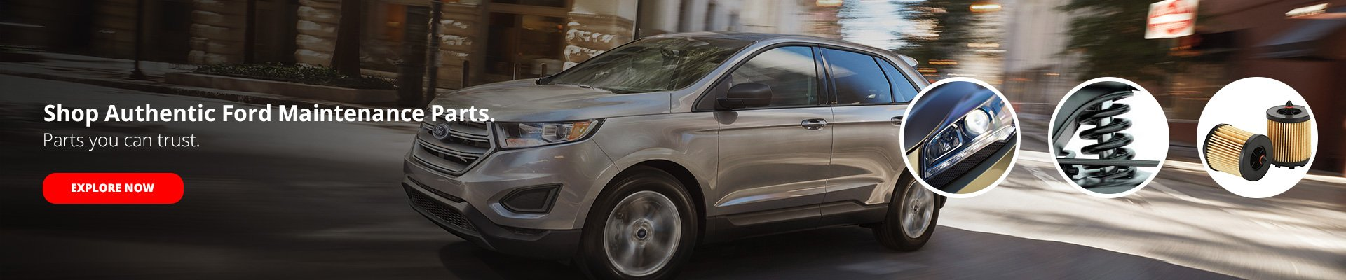 Ford Maintenance Parts