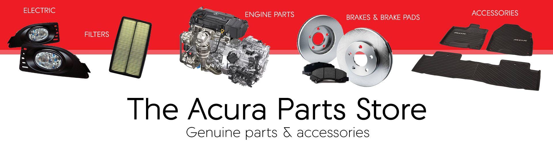 Acura OEM Parts