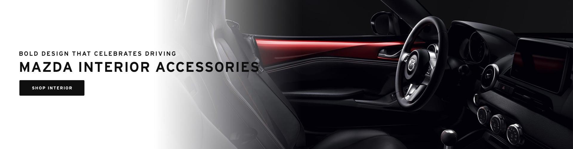 Mazda Interior Accessories