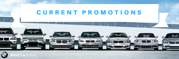 BMW Parts and accessories promo codes and deals