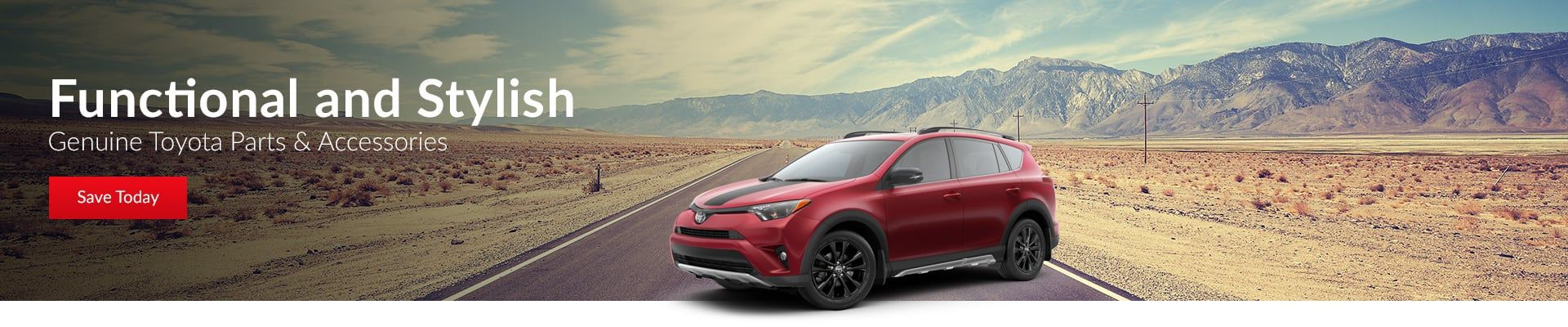 SOCAL Toyota Parts Banner 1