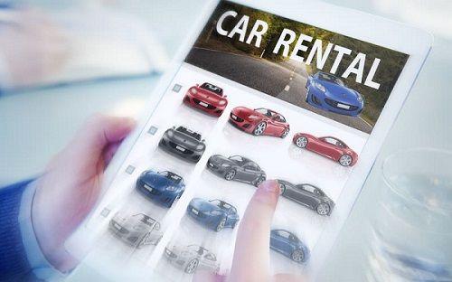 Car rental damage claim