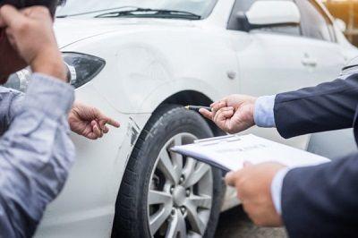 Examine your rental vehicle