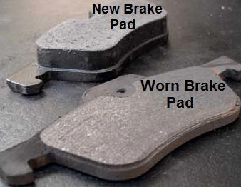 OEM Parts : New VS. old Brakes