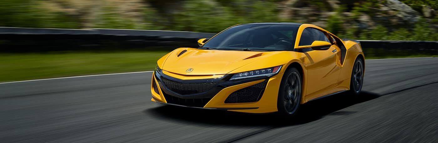 OEM Acura NSX Parts and accessories online