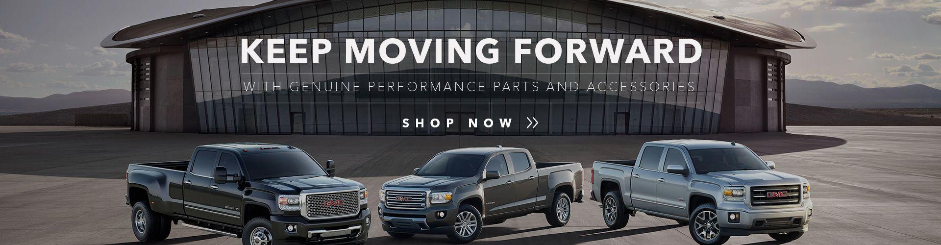 OEM GM Parts & Accessories