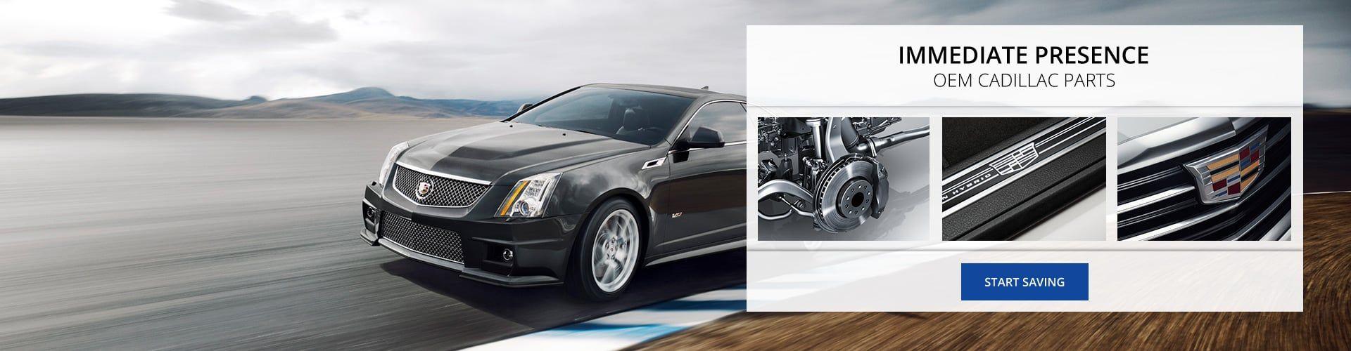 OEM Cadillac Parts