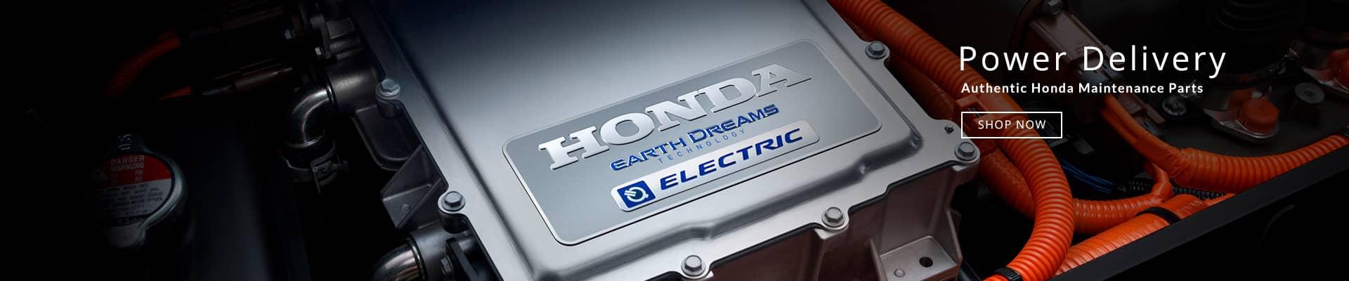Honda Maintenance Parts