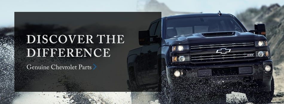 Chevrolet Parts & Accessories