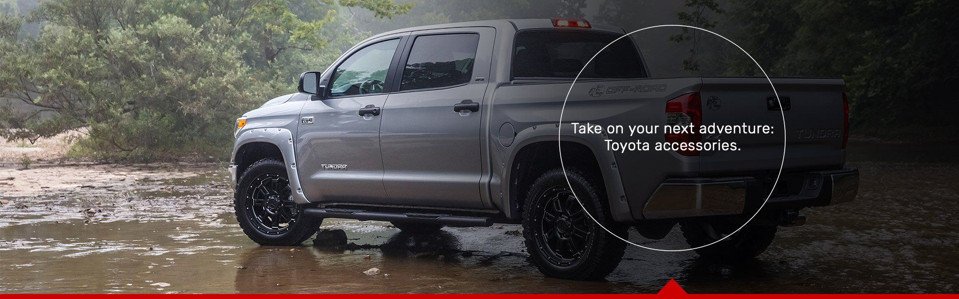 Toyota TRD Truck