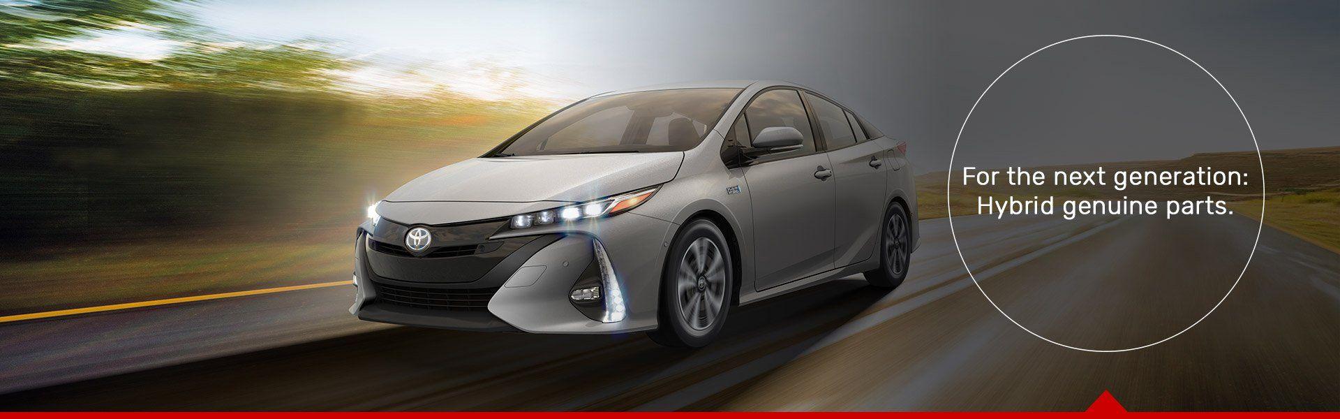 Toyota Hybrid Parts