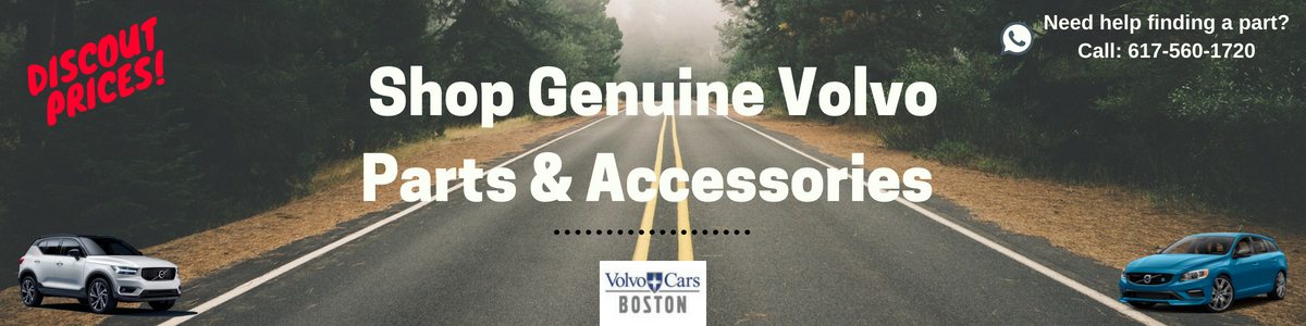 Genuine Volvo parts and accessories