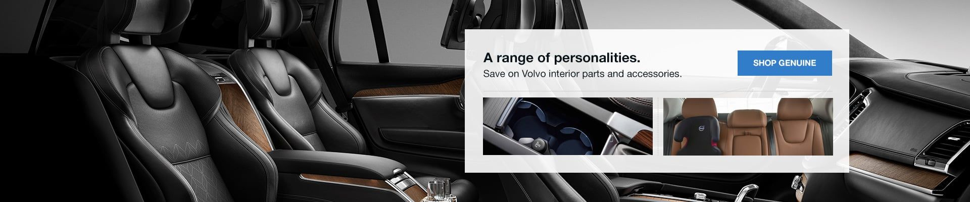 Volvo Genuine Interior Parts