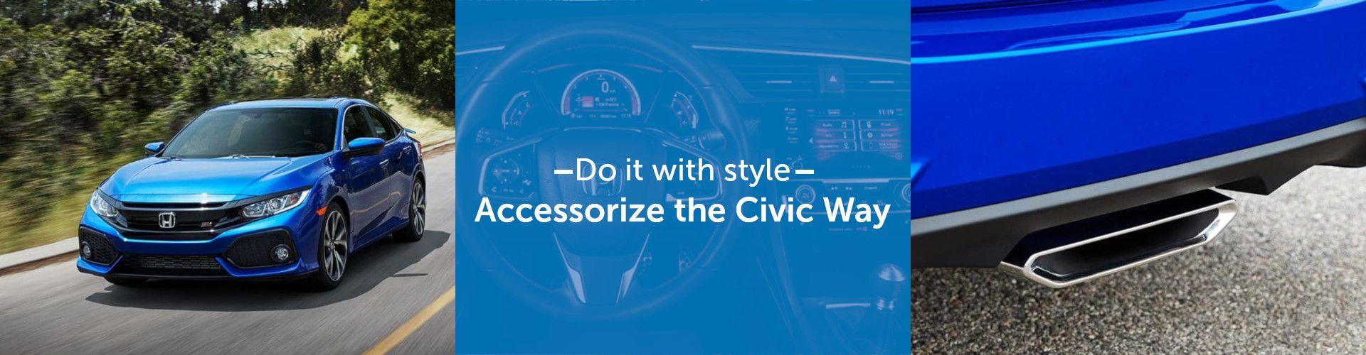 Civic Accessories