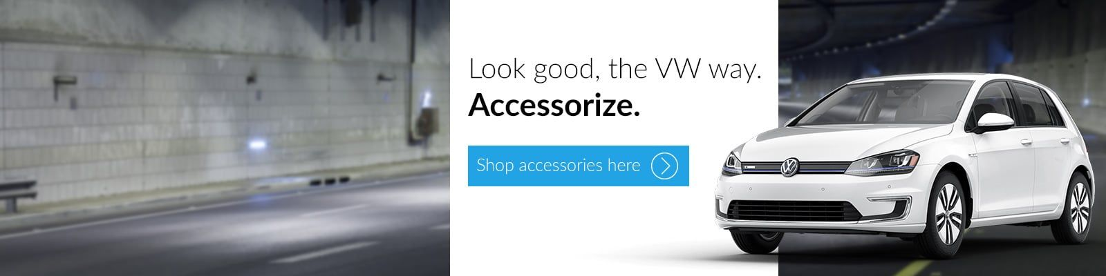 OEM Volkswagen Accessories