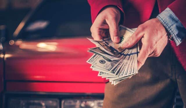 Cash for clunkers payout