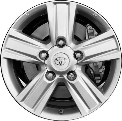 Land cruiser wheels