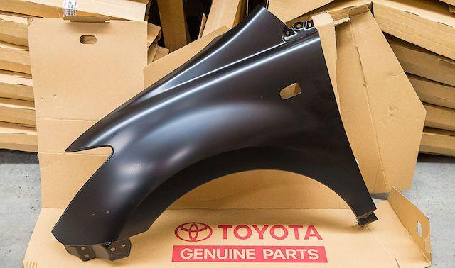 OEM Toyota body parts