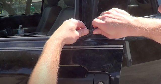 Remove molding