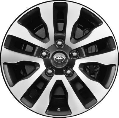 OEM toyota sequoia wheels