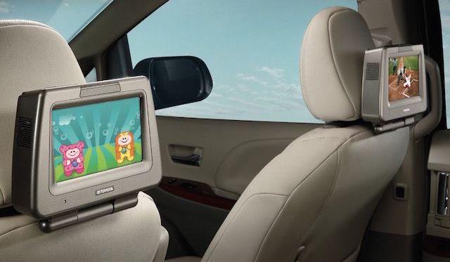 Toyota entertainment