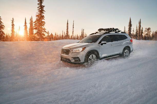 OEM Roof Racks for Your Subaru