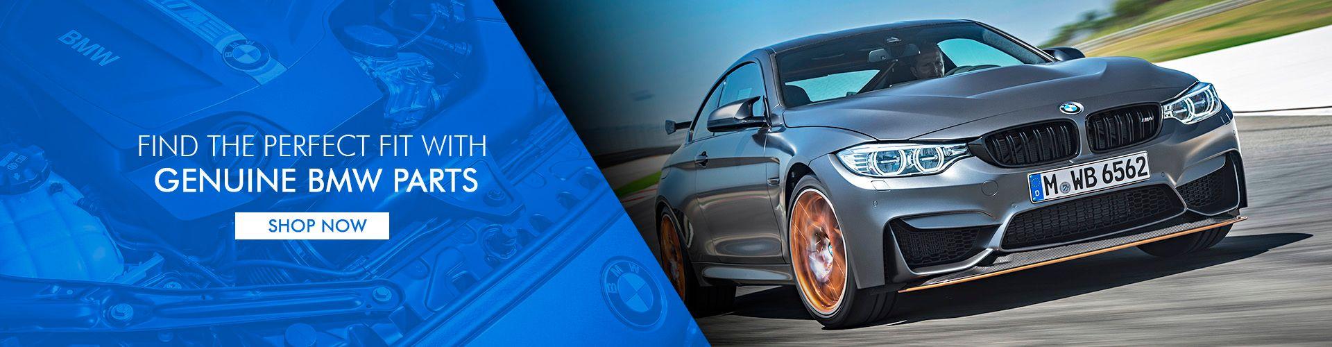 Shop OEM BMW Parts