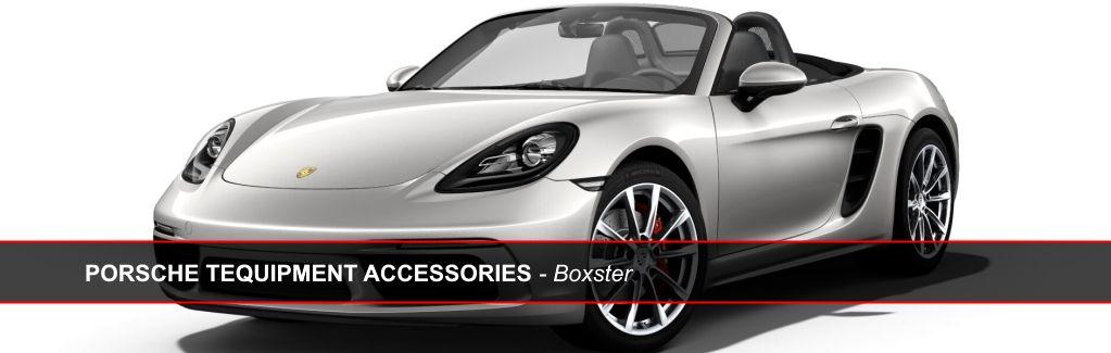 Porsche Boxster Tequipment Accessories