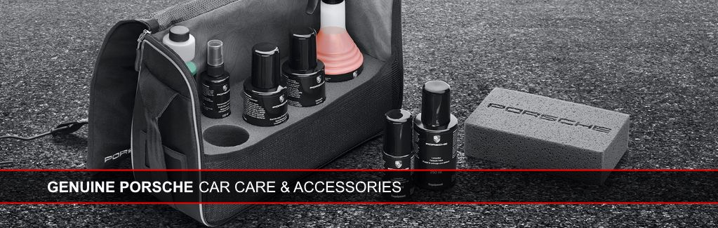 Porsche Car Care & Accessories