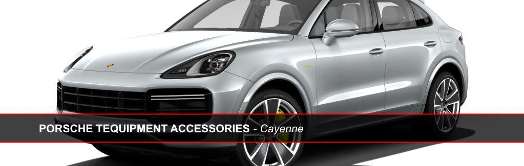 Porsche Cayenne Parts & Tequipment Accessories