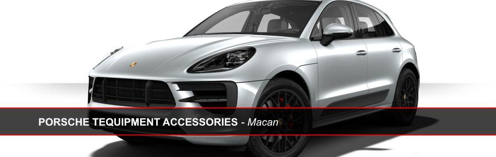 Porsche Macan Parts & Tequipment Accessories